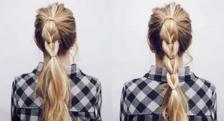 Все о том как сделать прически на распущенные волосы с плетением