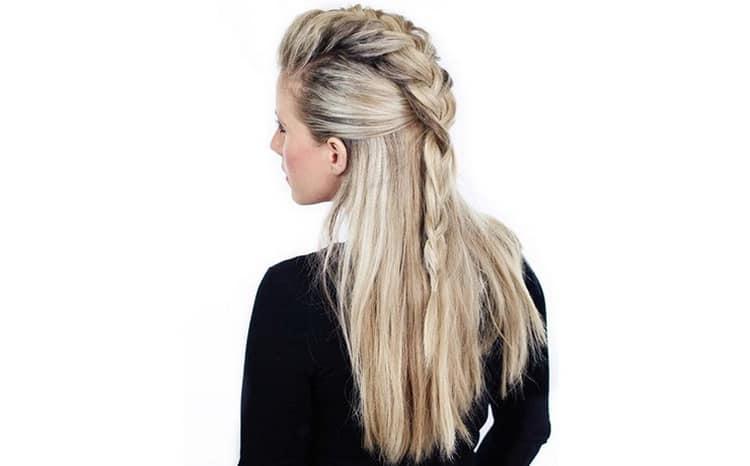 Как делается прическа мальвинка на длинные волосы