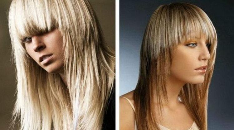 Прическа каскад, фото на длинные волосы