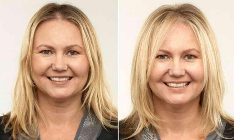 короткие прически женские фото с круглым лицом