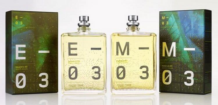 А вот духи Молекула 03.