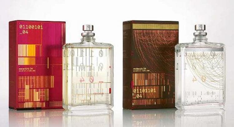 К описанию эксцентрик духов Молекула 04 можно добавить, что созданы они на основе ранее не признанных немецкими парфюмерами ингредиентов.