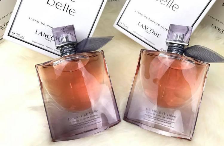 Духи ланком la vie est belle это необычайный аромат для нежной женственной натуры.