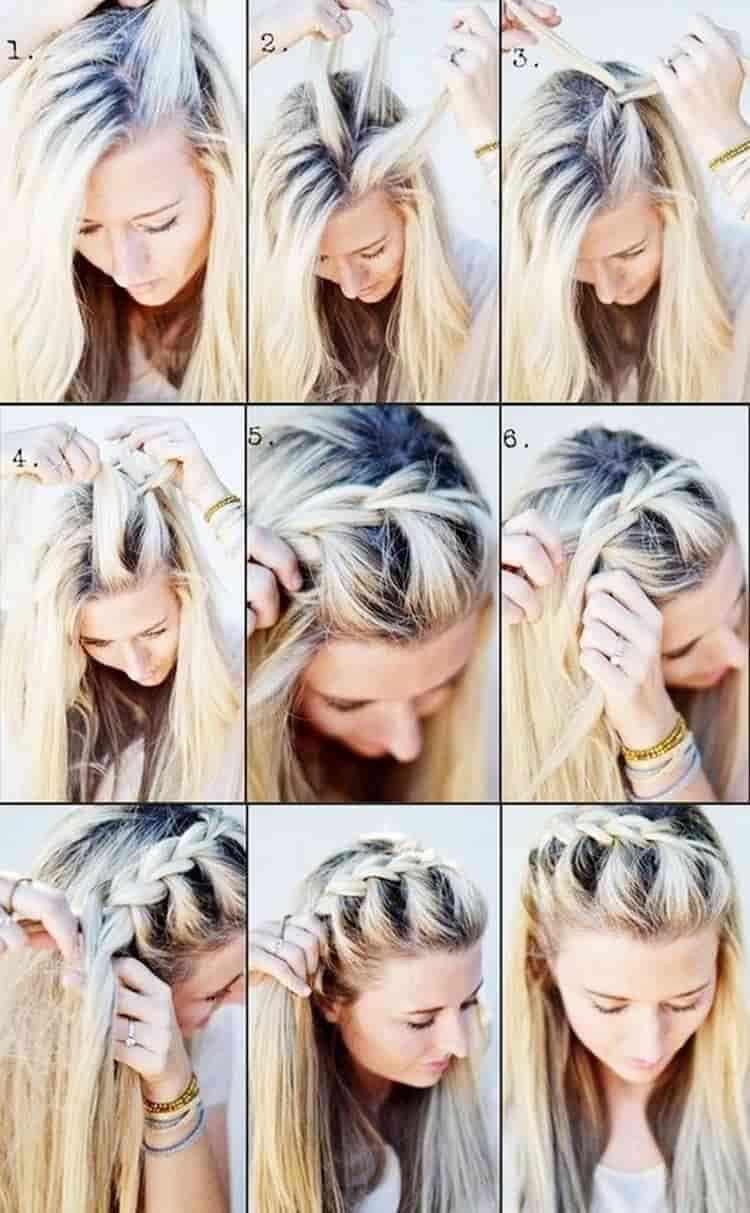 Все о том как делаются прически на короткие тонкие волосы
