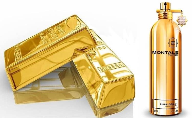 Чистое золото это аромат для роскошных женщин.