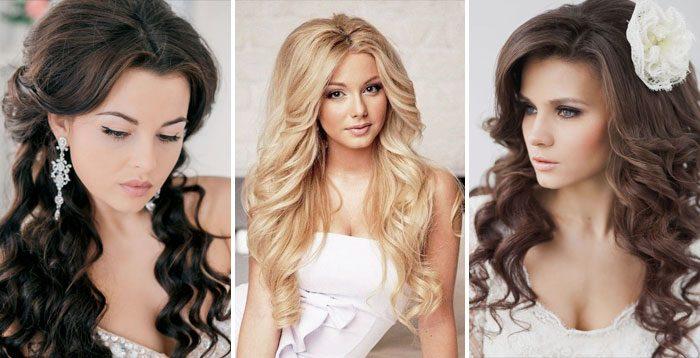 Красивые прически для тонких волос на каждый день