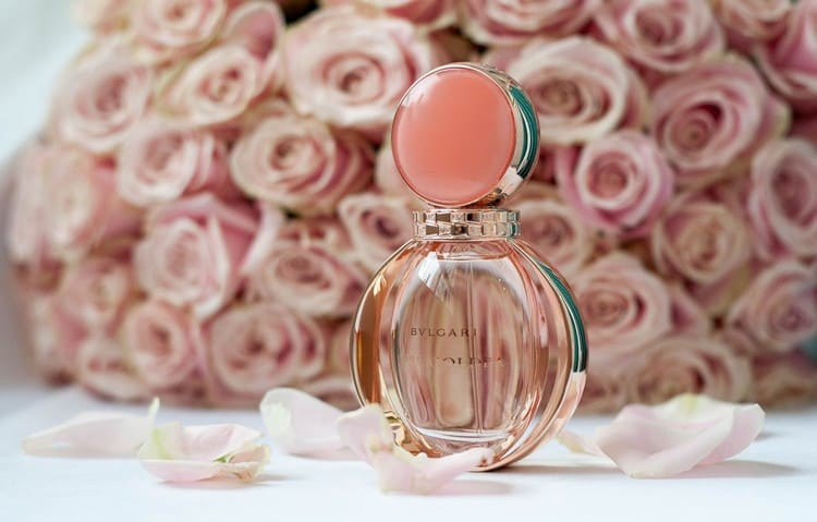Розовые духи Булгари это новинка 2016-го года.