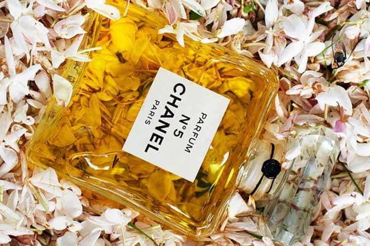 Настоящая классика в мире парфюмерии это женские духи Шанель №5.