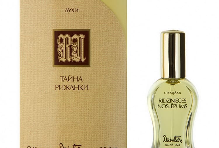 Дзинтарс духи: описание аромата