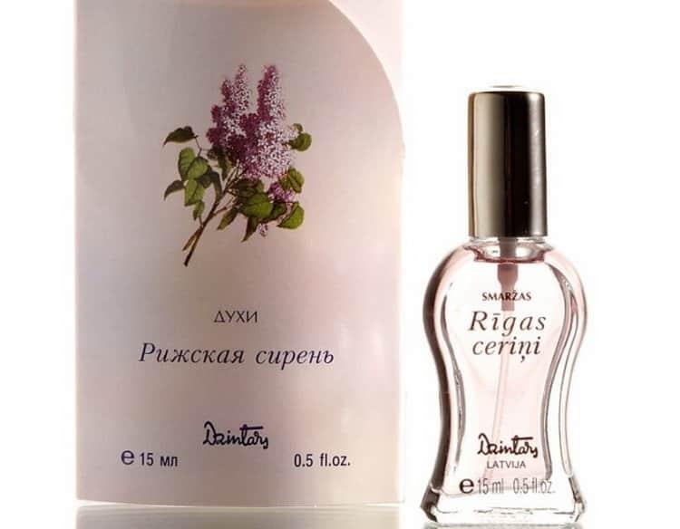 духи кристина дзинтарс: характеристики аромата