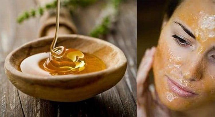 очень эффективна и доступна маска из меда для лица от морщин.
