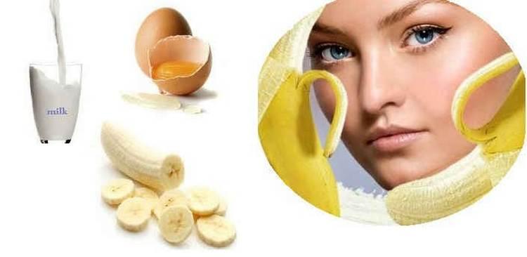 Маски для лица от морщин можно готовить из алоэ, фруктов, молочных продуктов.