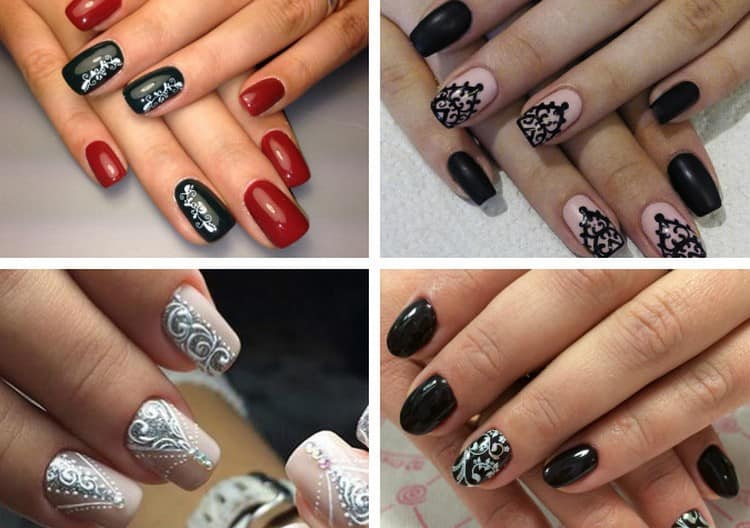 на ухоженных ногтях любой лак выглядит действительно красиво.