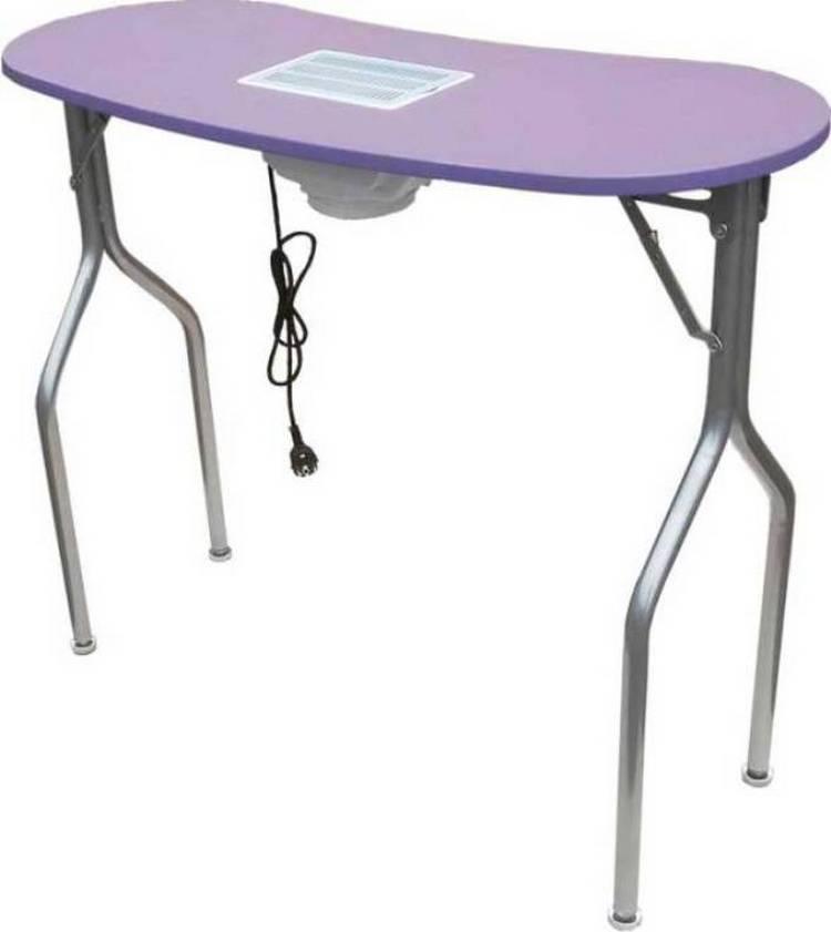 А вот стол для маникюра трансформер.