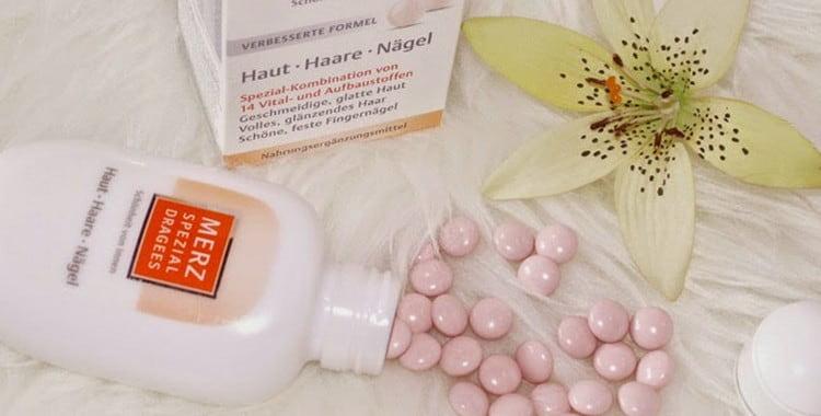 Витамины для волос и ногтей Мерц Бьюти: отзывы цена от выпадения, инструкция