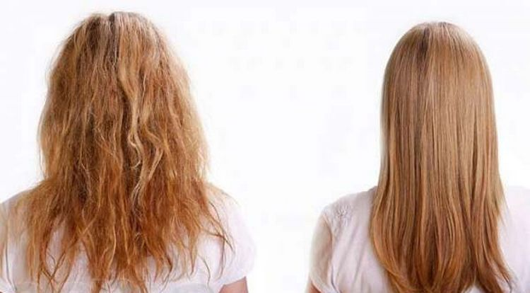 Волосы стали более послушными, не так секутся.