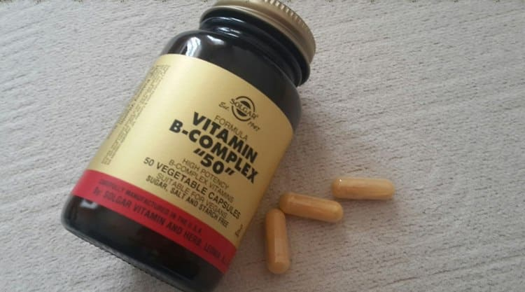 Витамины группы В для волос можно купить и в таблетках.