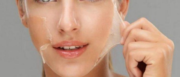 Узнайте также, как правильно снимать желатиновую маску с лица.