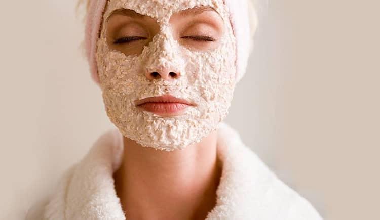 Как готовится миндальная кислородная маска для лица