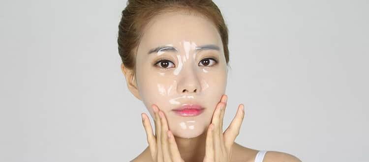 Корейские маски для лица – рецепты, отзывы и фото
