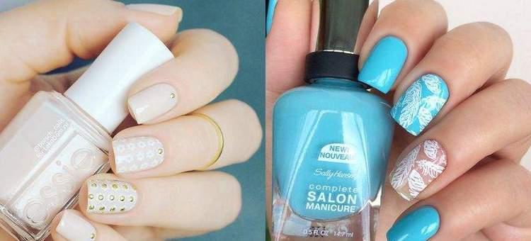 Есть множество красивых пастельных оттенков, которые будут красиво смотреться на ногтях.