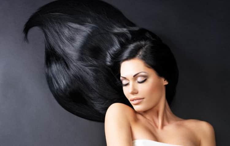 Как готовится маска из черной глины для волос