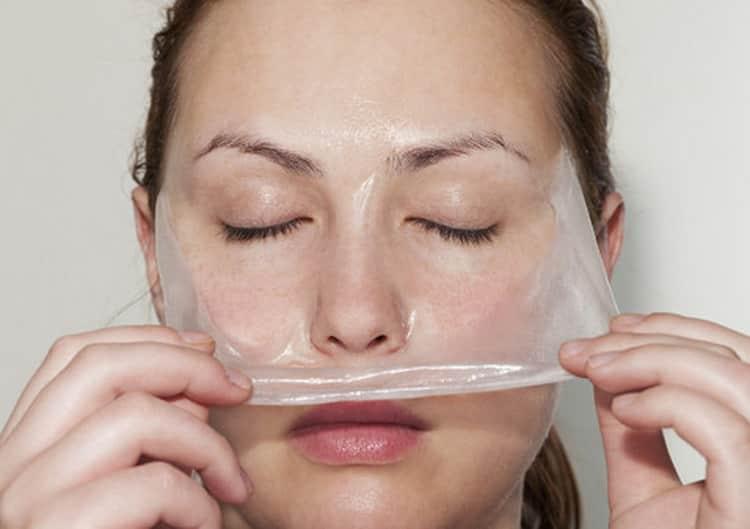 Как готовится очищающая маска для сухой кожи лица