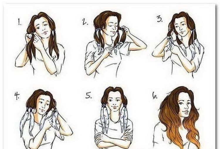 Как сделать омбре на короткие темно русые волосы
