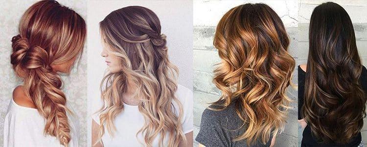 Эта техника стала очень популярной среди женщин с самой разной длиной волос.