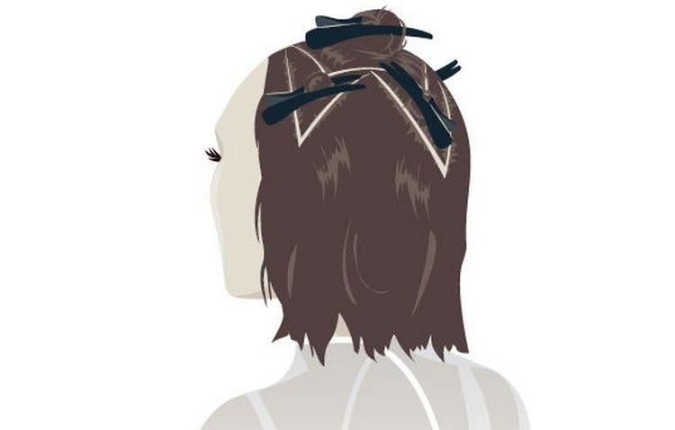 Схема 3d окрашивания волос непростая, поэтому стоит посмотреть видео о технике проведения процедуры.
