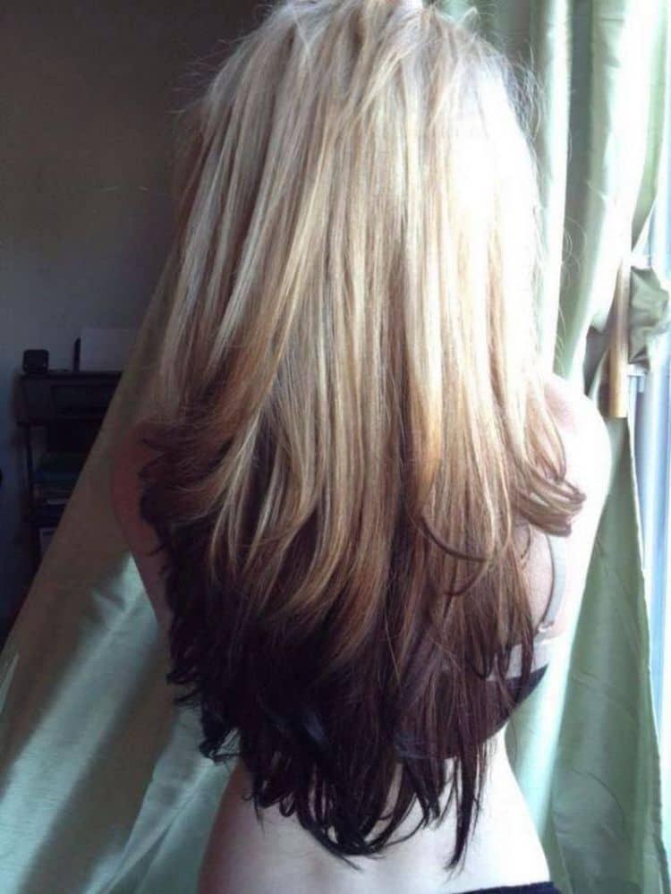 Почитайте отзывы о блондировании волос.