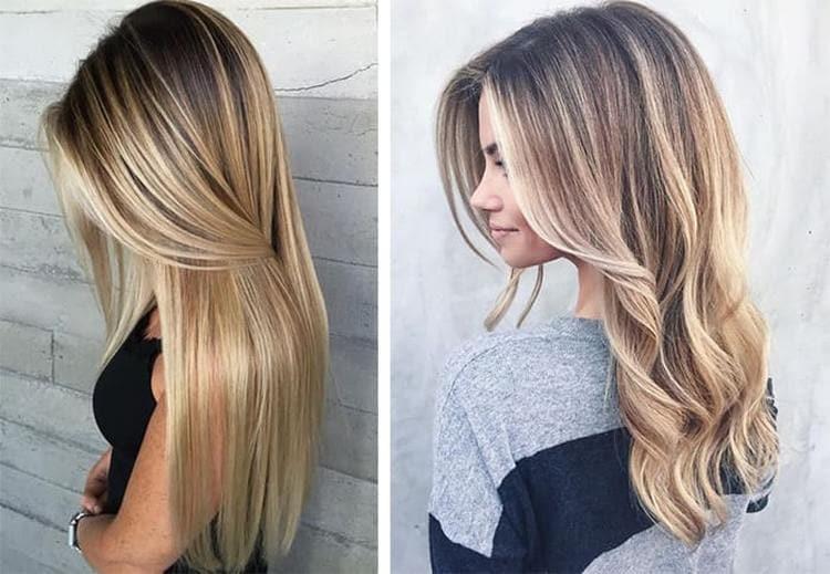 техника выполнения блондирования волос довольно сложная.