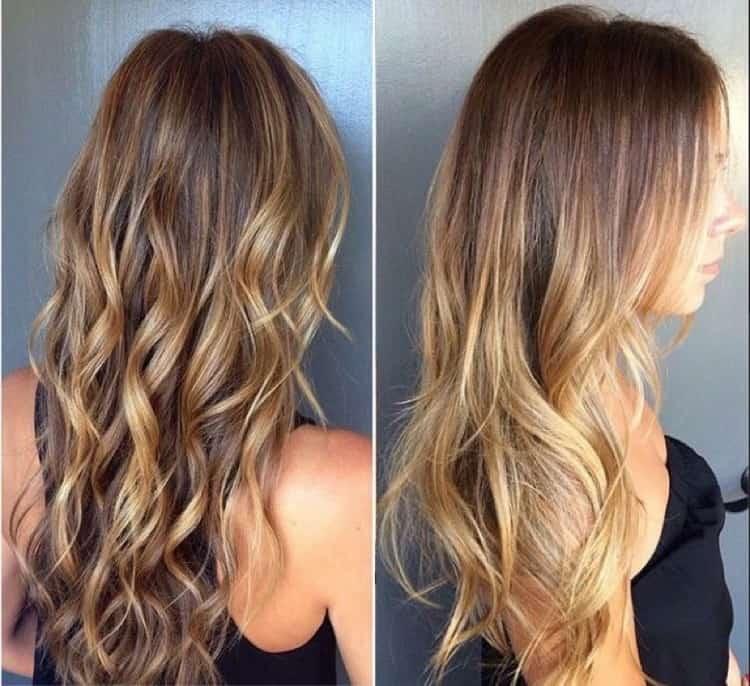 Посмотрите видео о технике выполнения блондирования волос.