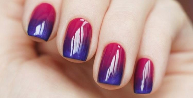 Поговорим о том, как сделать градиент на ногтях гель-лаком.