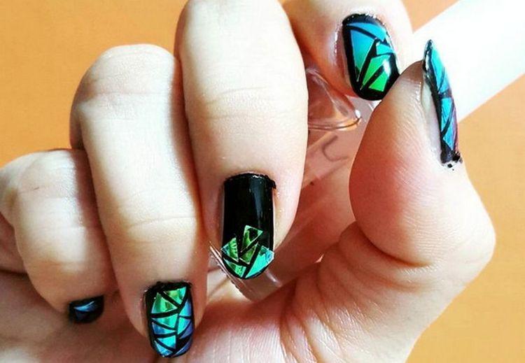 Новые идеи дизайна ногтей!