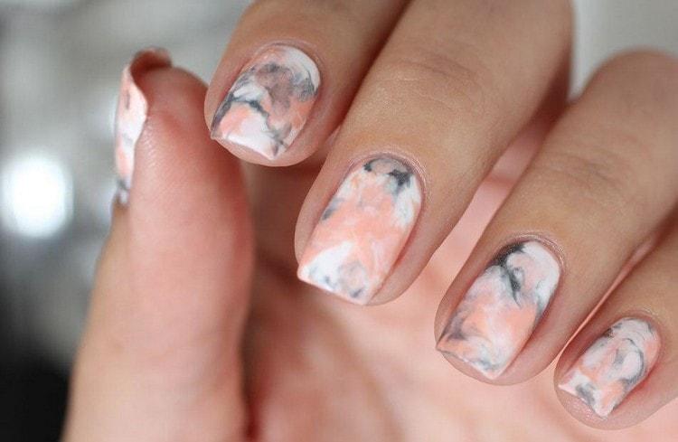 А вот еще оригинальные идеи дизайна ногтей.