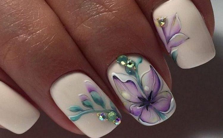 А вот еще идеи дизайна ногтей на лето.