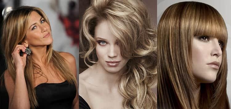 Брондирование на русые волосы с фото и видео