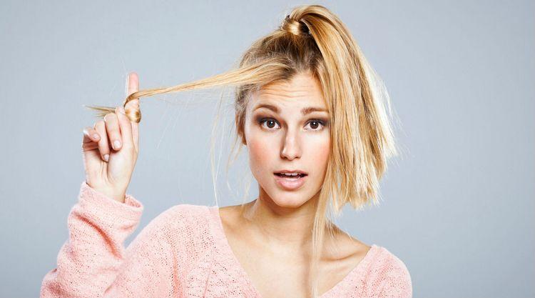Не забывайте о правильном уходе за окрашенными волосами.