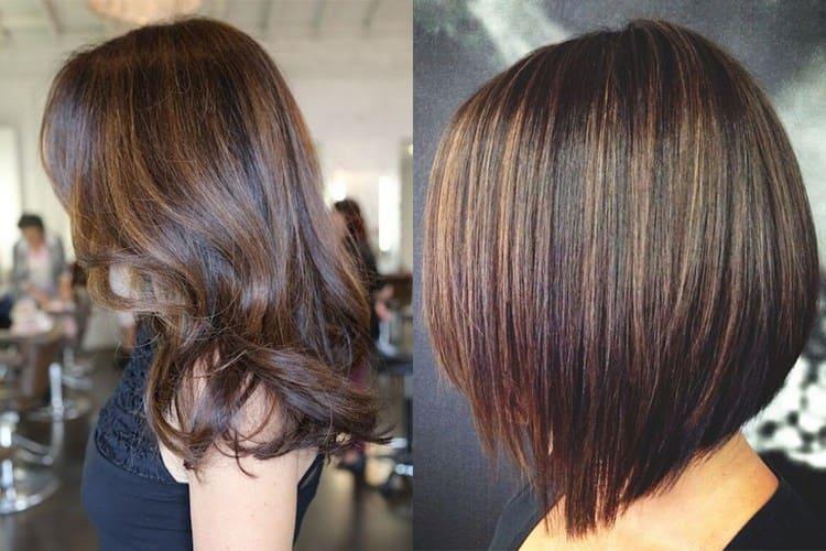 Мелирование на короткие волосы: видео