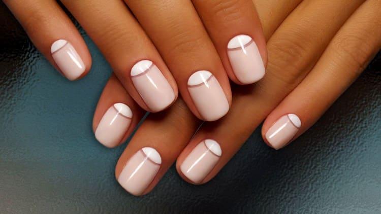 А вот еще один очень красивый дизайн ногтей.