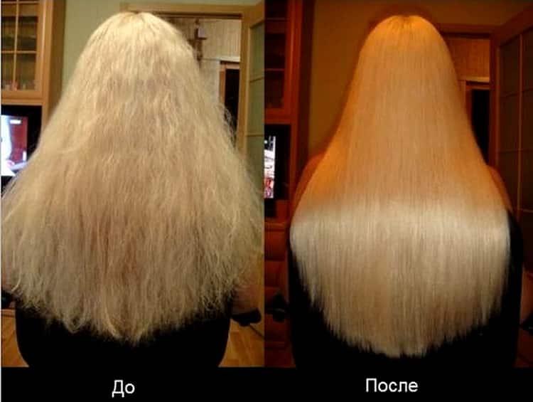 Как сделать ламинирование волос дома