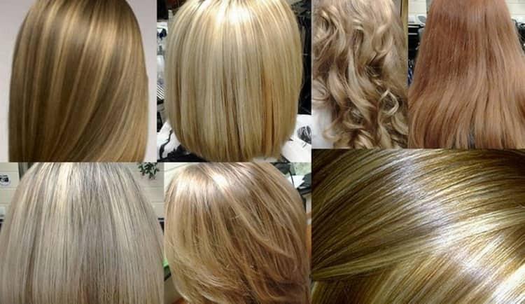 Для такой процедуры можно выбрать красу всего на 1 тон светлее, чем ваш основной цвет.