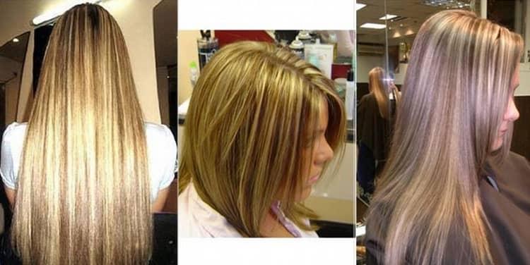 Посмотрите видео о том, как сделать мелирование на длинные волосы.