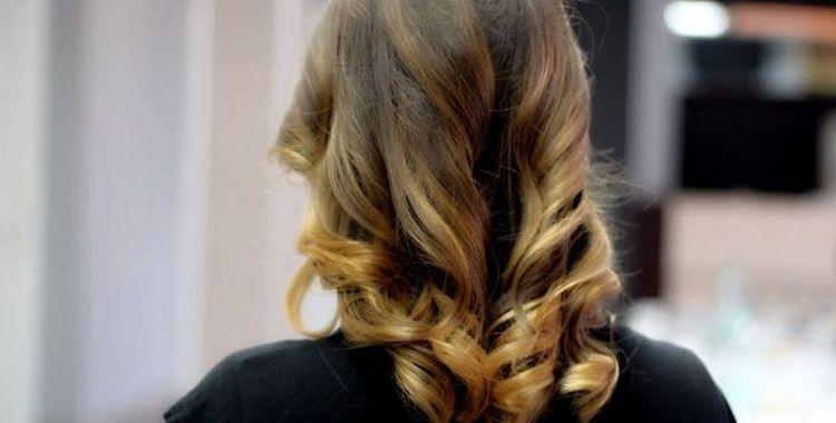 Цветное омбре на русые волосы это лучший выход для тех, кому надоело однотонное окрашивание