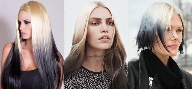 Омбре выглядит стильно на волосах любой длины.