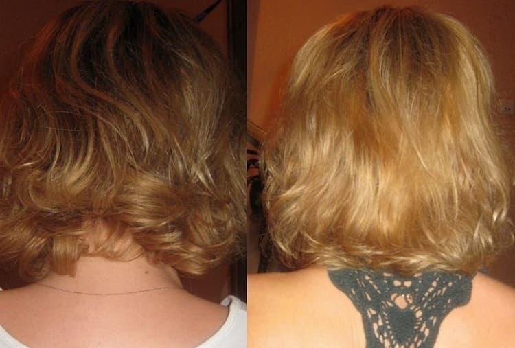 Хороший эффект дает также питательная маска для волос Avon Всесторонний уход.