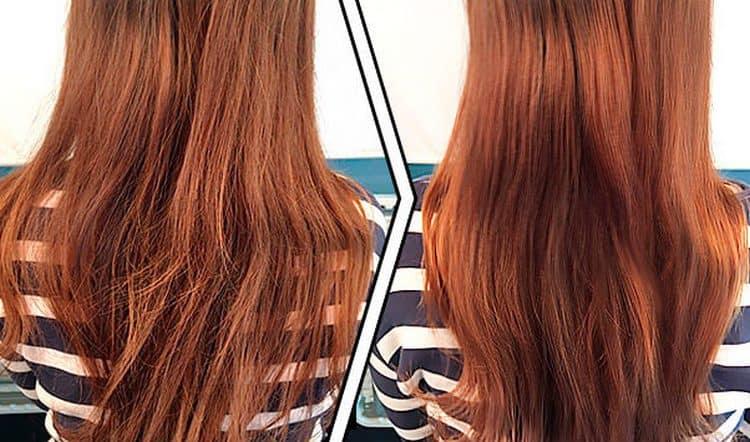 Правильно подобранная маска поможет устранить излишнюю жирность волос.