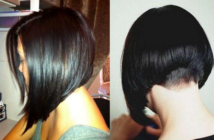 Посмотрите фото прически боб каре на средние волосы.
