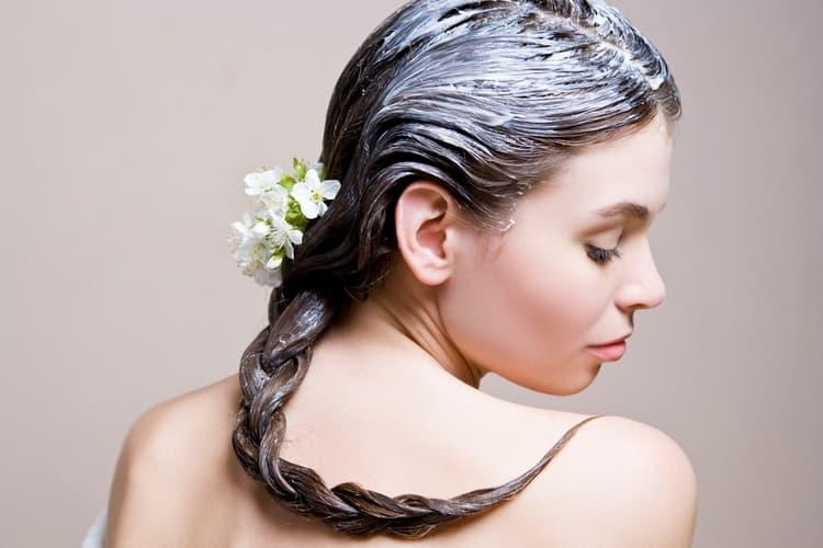 не забывайте о правильном уходе за волосами.